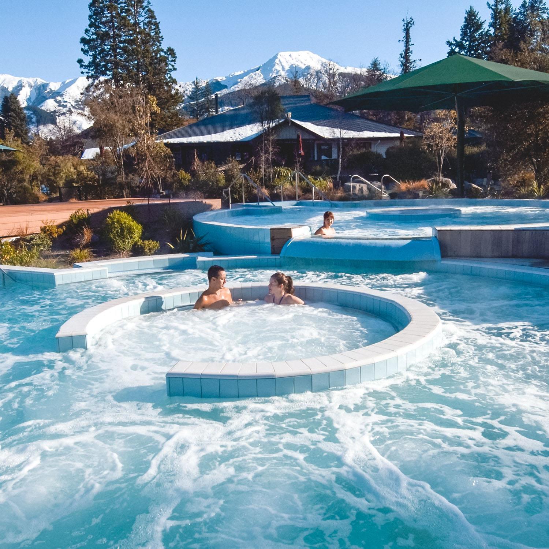 Hot Springs in Queenstown