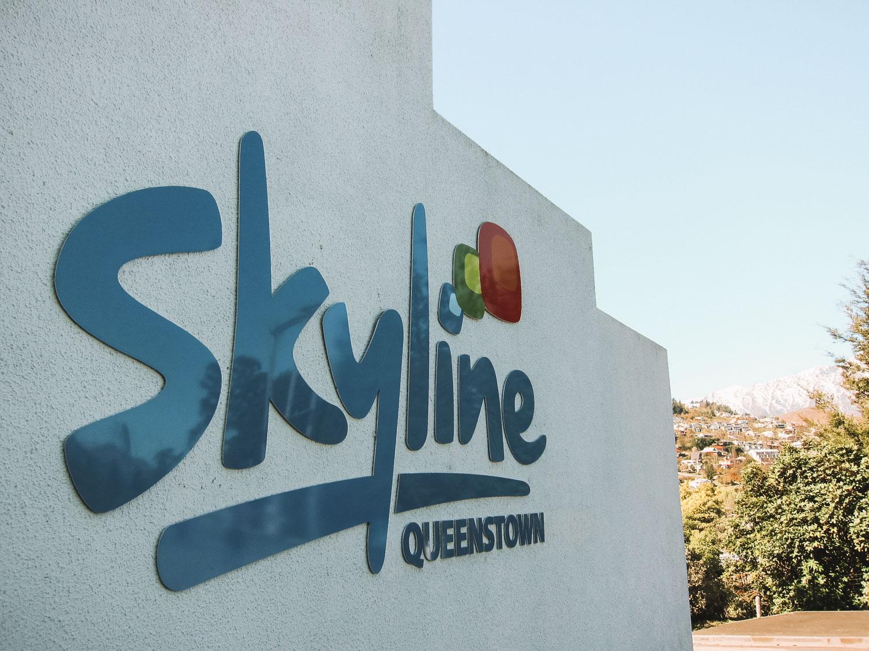skyline new zealand