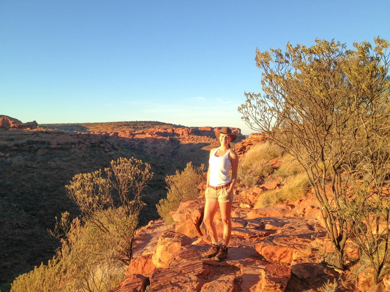 King's Canyon Hike
