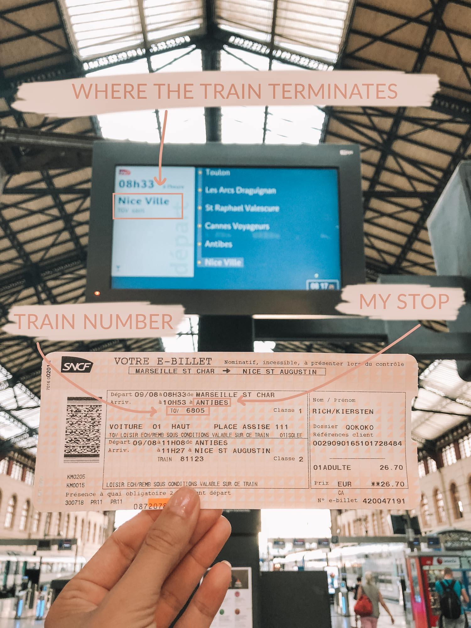 Train-ticket