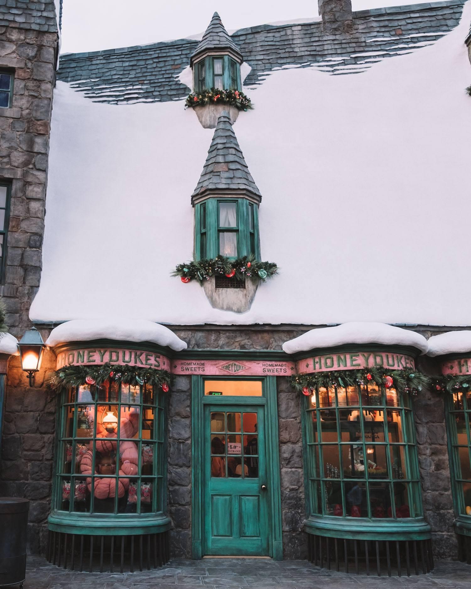 Honeydukes Wizarding World of Harry Potter