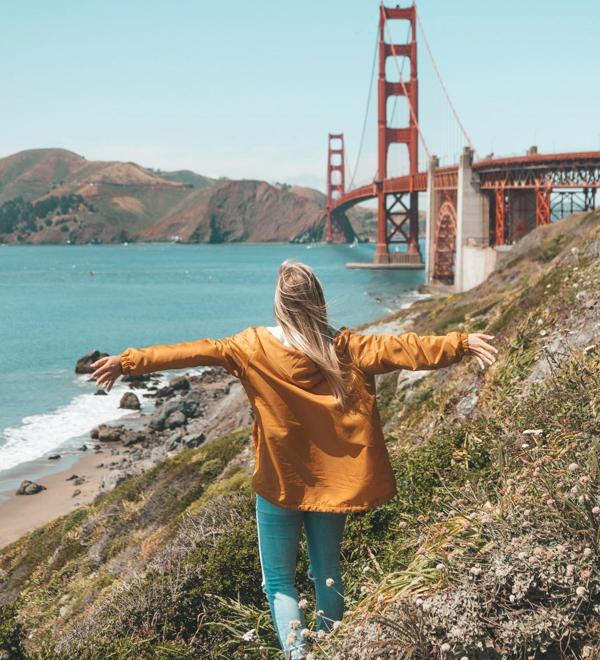 california-2 ▷ Los mejores destinos para viajar en abril