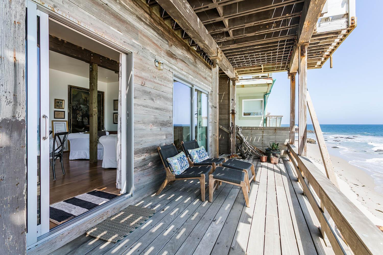 Rustic-Malibu-Home-1 ▷ El mejor Airbnbs en los Estados Unidos