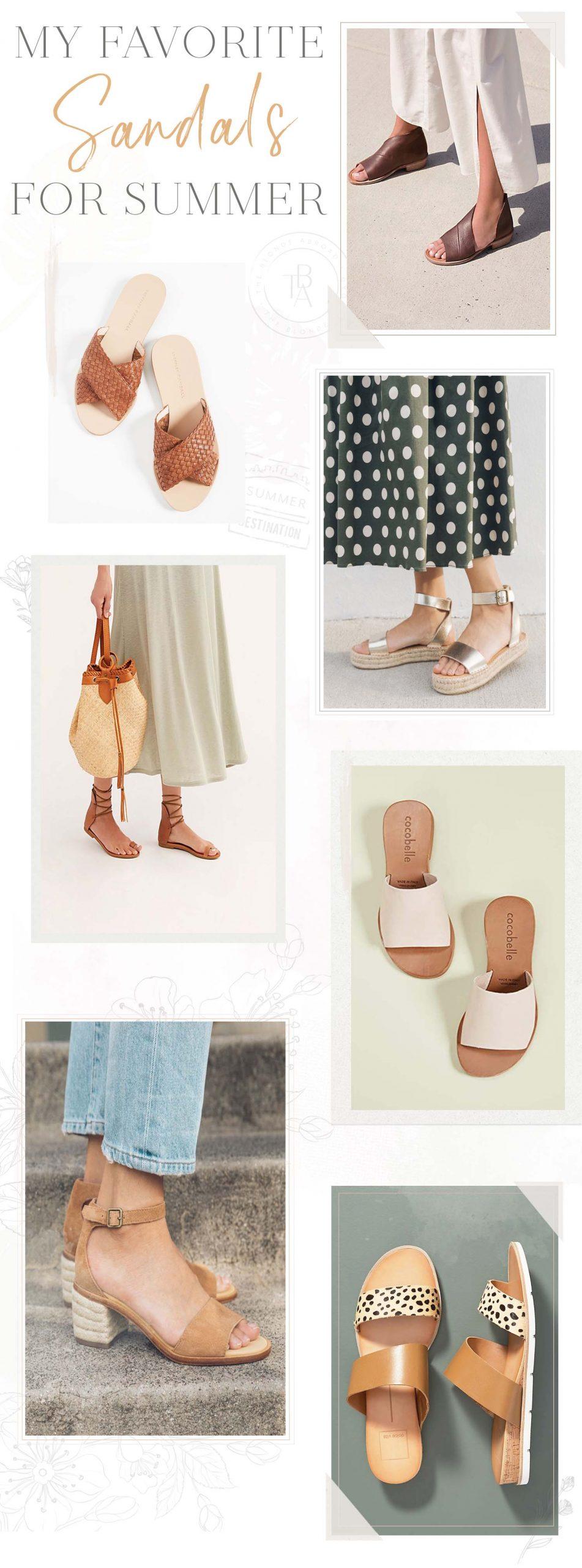 Favorite Sandals Update_1