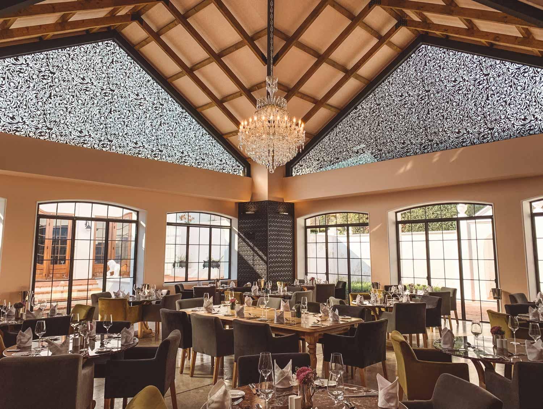 manor kitchen lanzerac wine estate