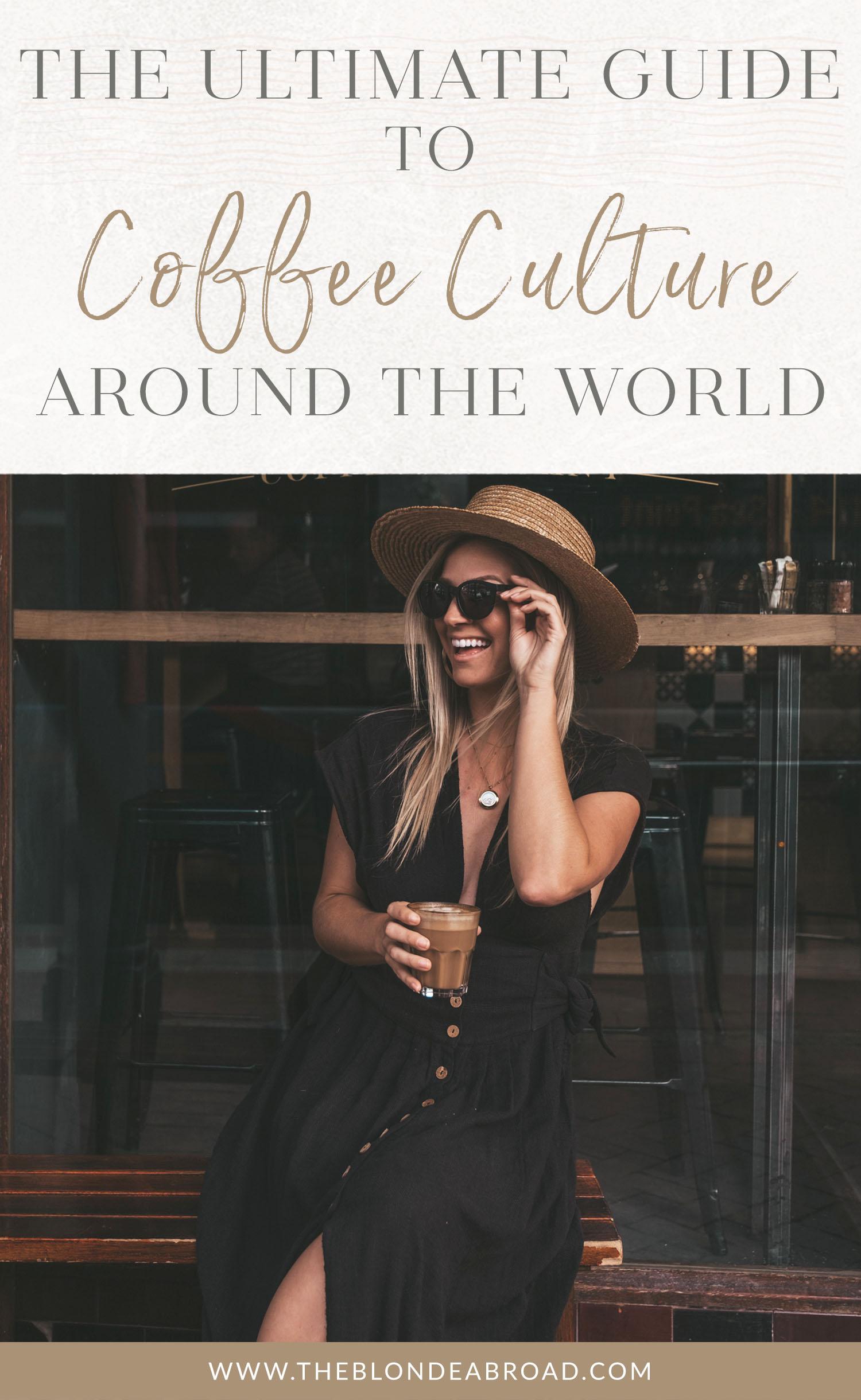 1coffee culture around the world