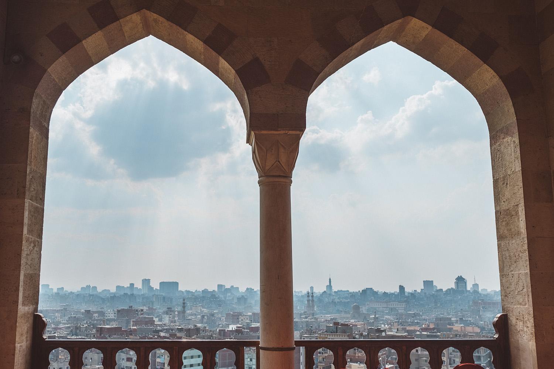 Citadel-View-Alain-Le-Notre-Cairo ▷ Itinerario de 5 días en Egipto para El Cairo y las pirámides