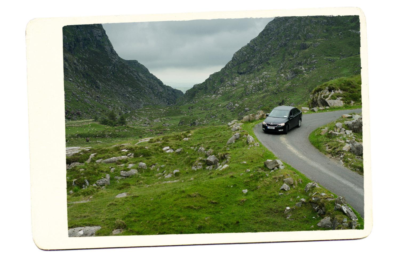SEDAN CAR IRELAND