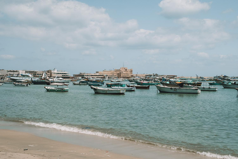 alexandria-port ▷ Itinerario de 5 días en Egipto para El Cairo y las pirámides