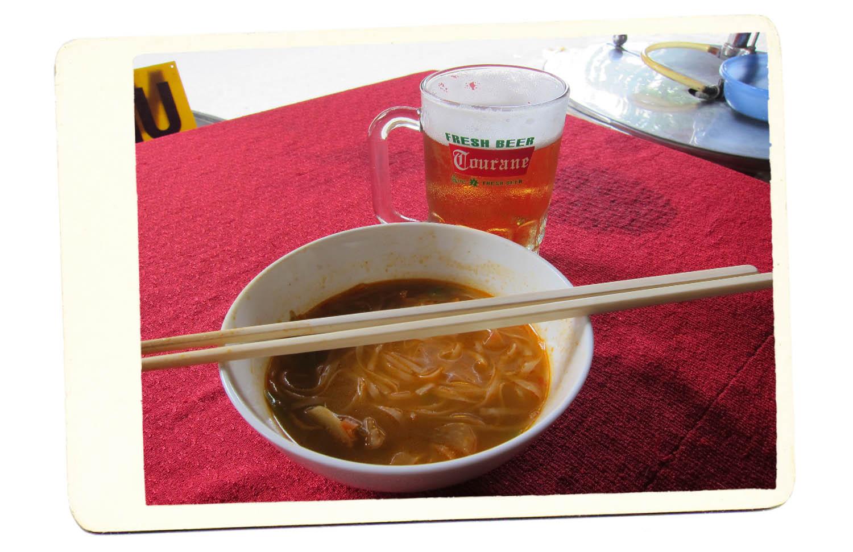 bun bo hue vietnamese soup