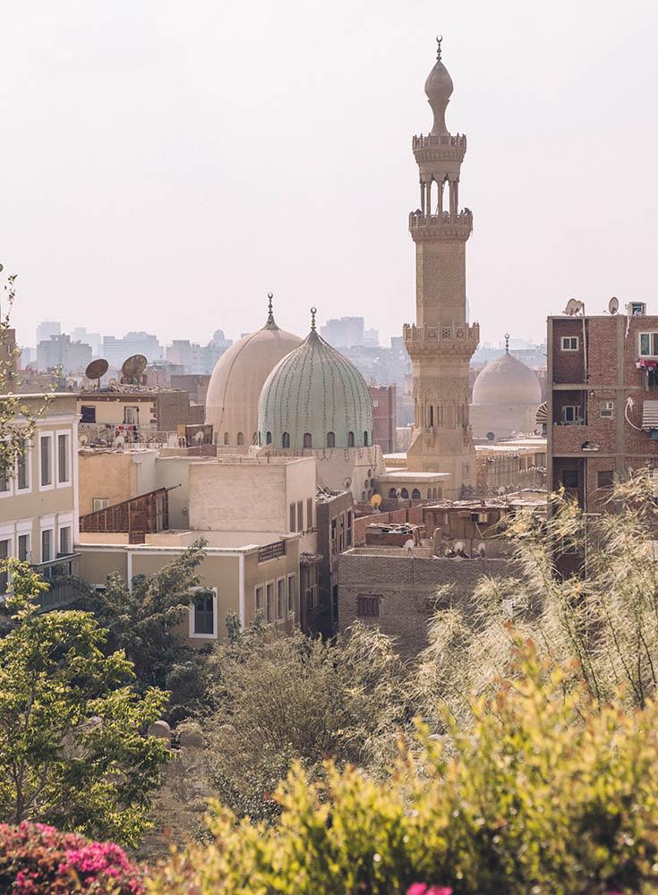 cairo-egypt-view ▷ Itinerario de 5 días en Egipto para El Cairo y las pirámides