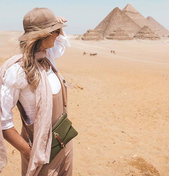 egypt-tip ▷ Itinerario de 5 días en Egipto para El Cairo y las pirámides
