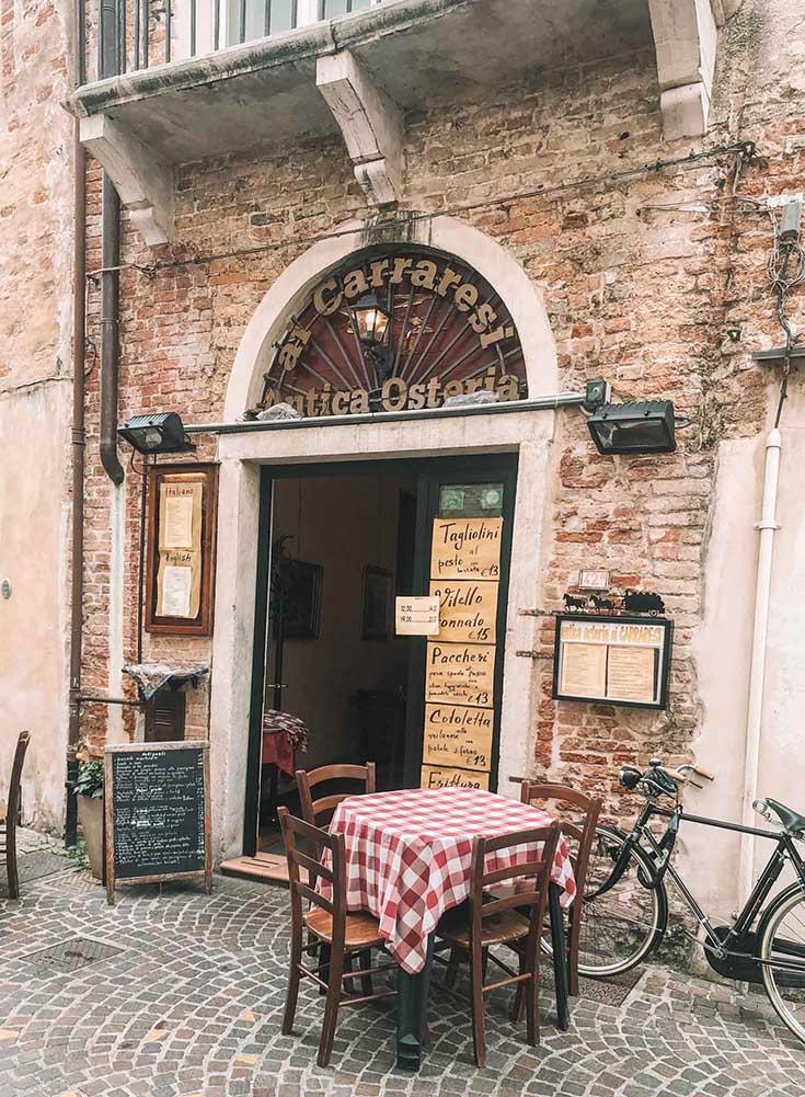 italian-restaurant ▷ La guía definitiva para comer como local en Italia
