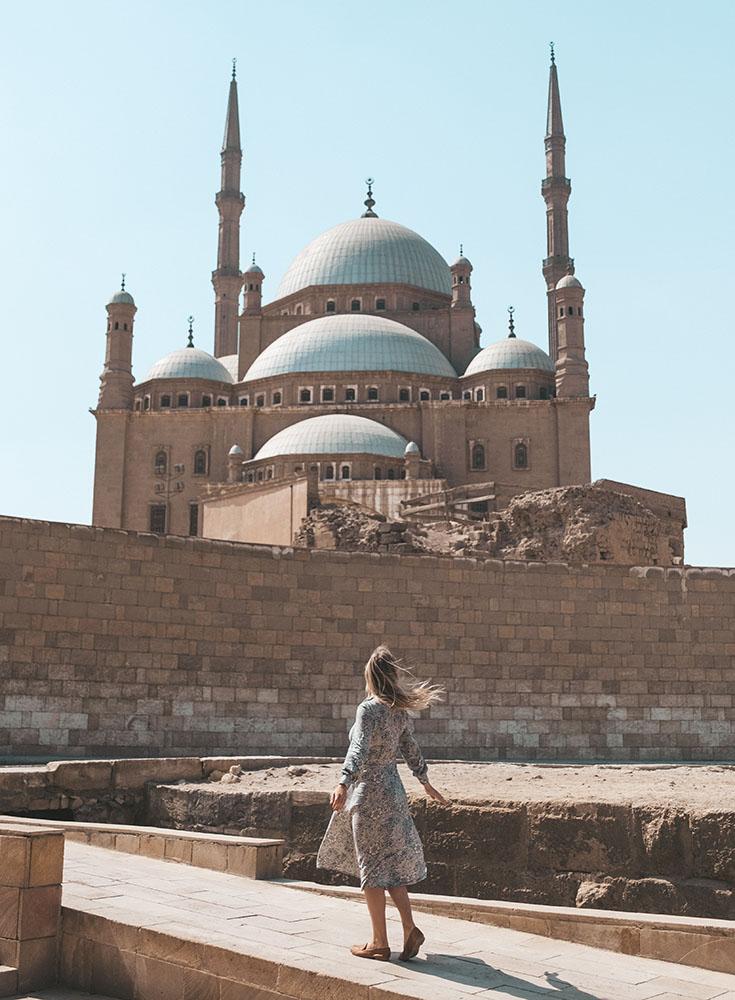 mohammed-mosque-egypt ▷ Itinerario de 5 días en Egipto para El Cairo y las pirámides