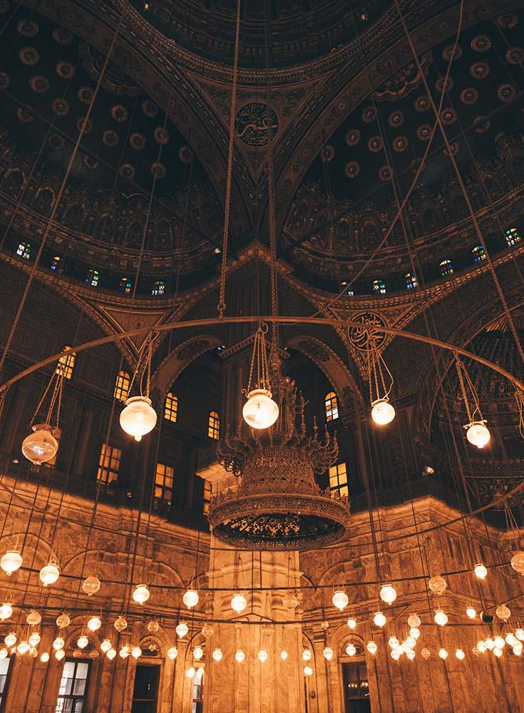 mohammed-mosque-egypt1 ▷ Itinerario de 5 días en Egipto para El Cairo y las pirámides