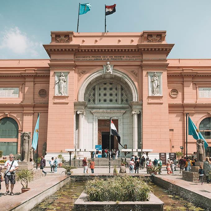 national-museum-cairo-egypt ▷ Itinerario de 5 días en Egipto para El Cairo y las pirámides