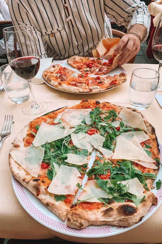 pizza-in-italy ▷ La guía definitiva para comer como local en Italia