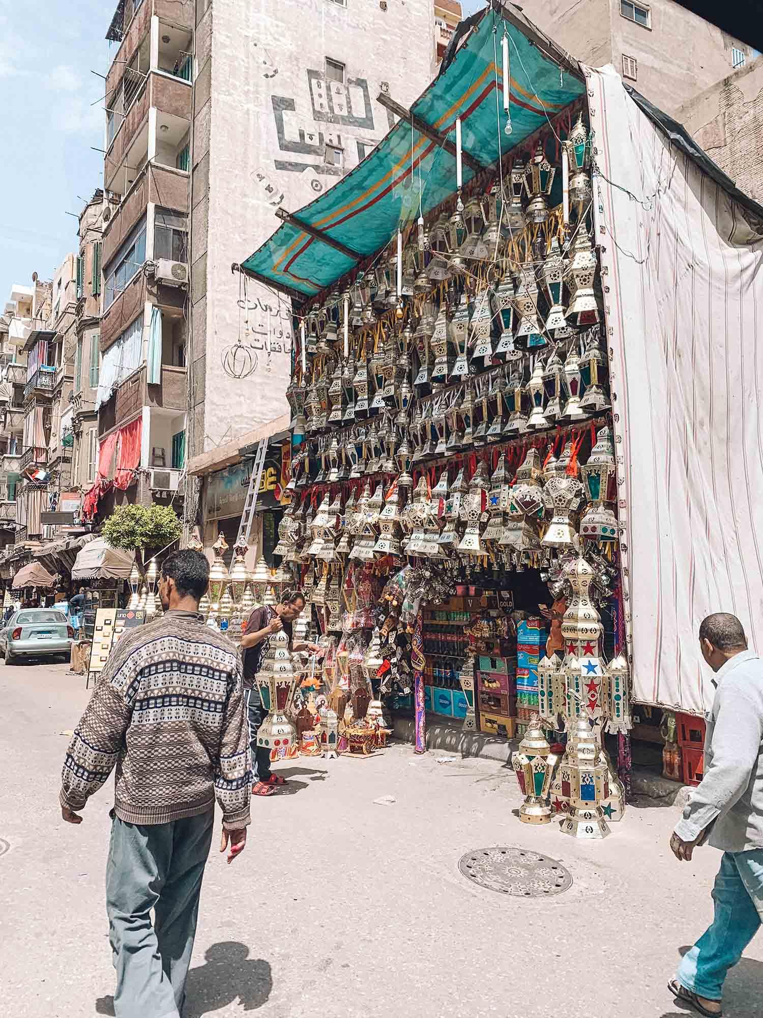 shopping egypt