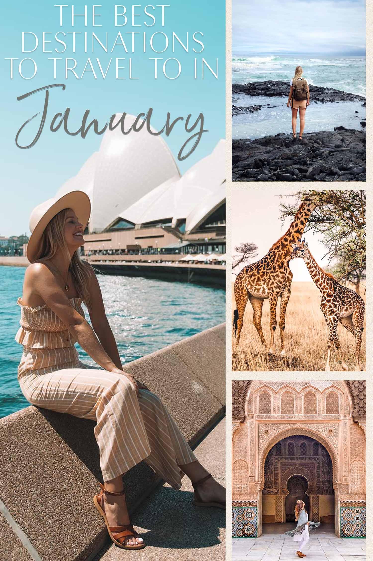 Best Destinations January