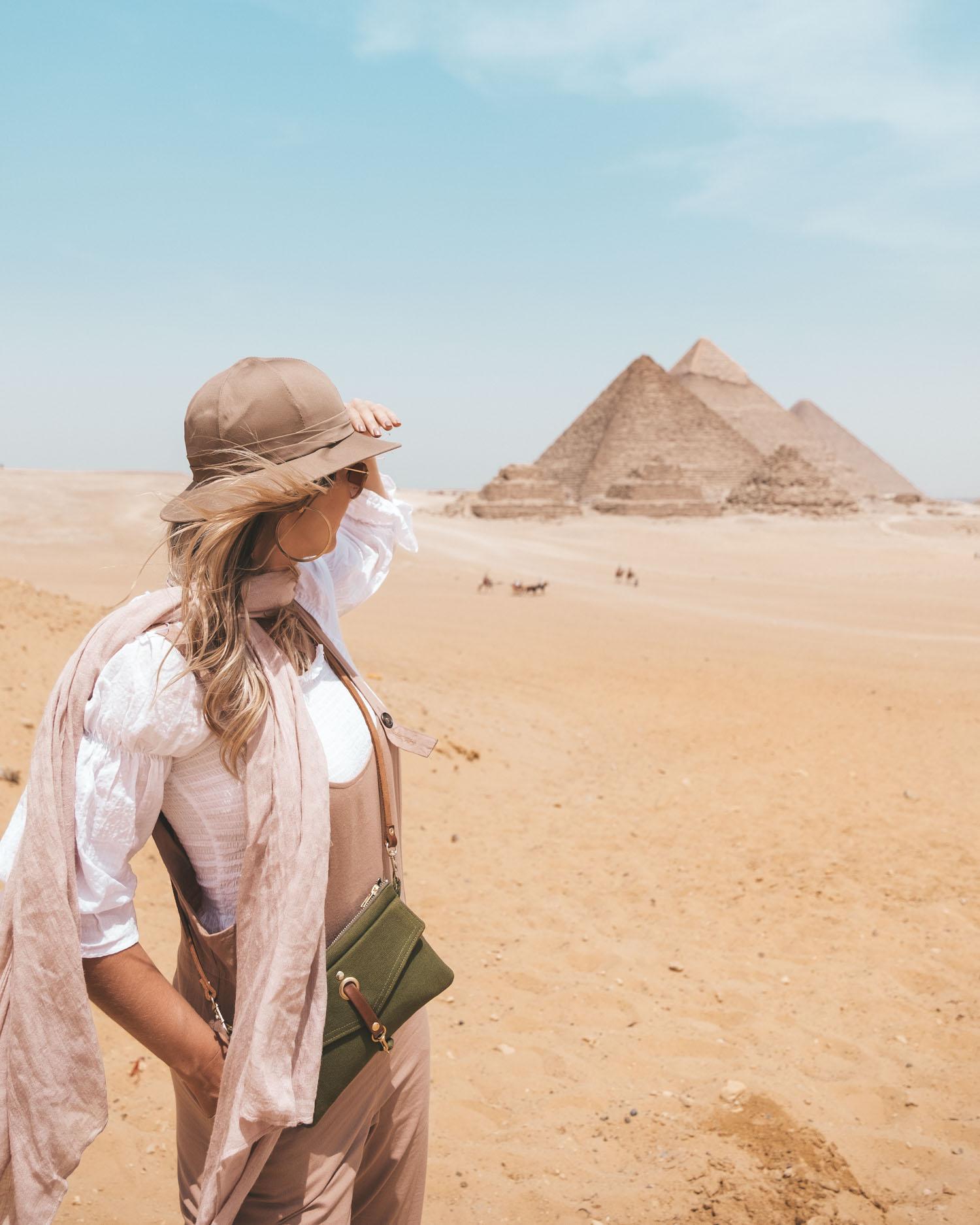 pyramids of giza photo