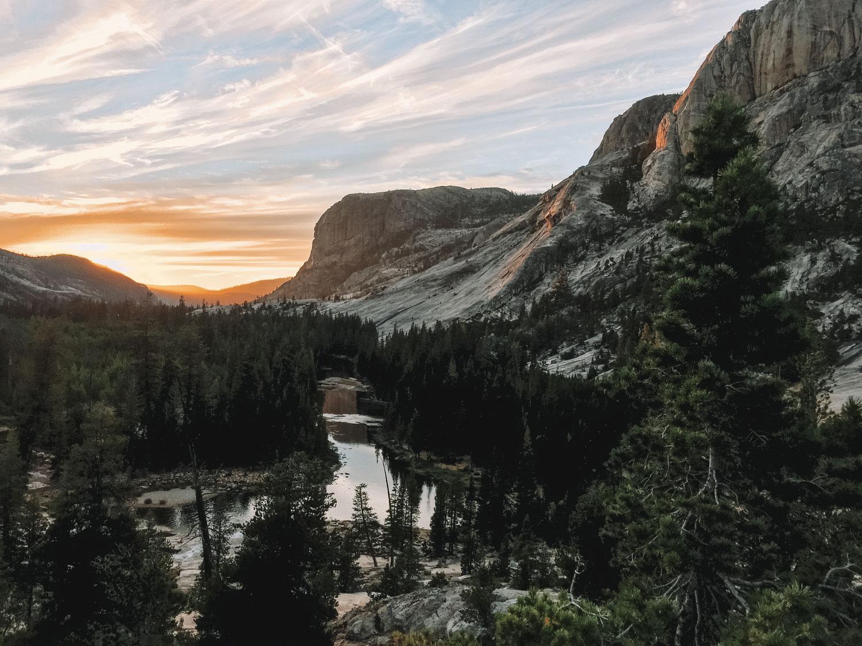 Yosemite Backcountry Hiking-24