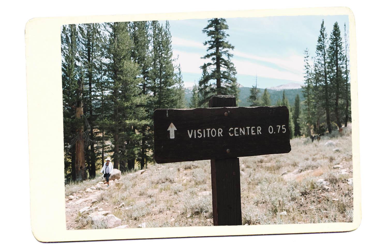 visitor center yosemite