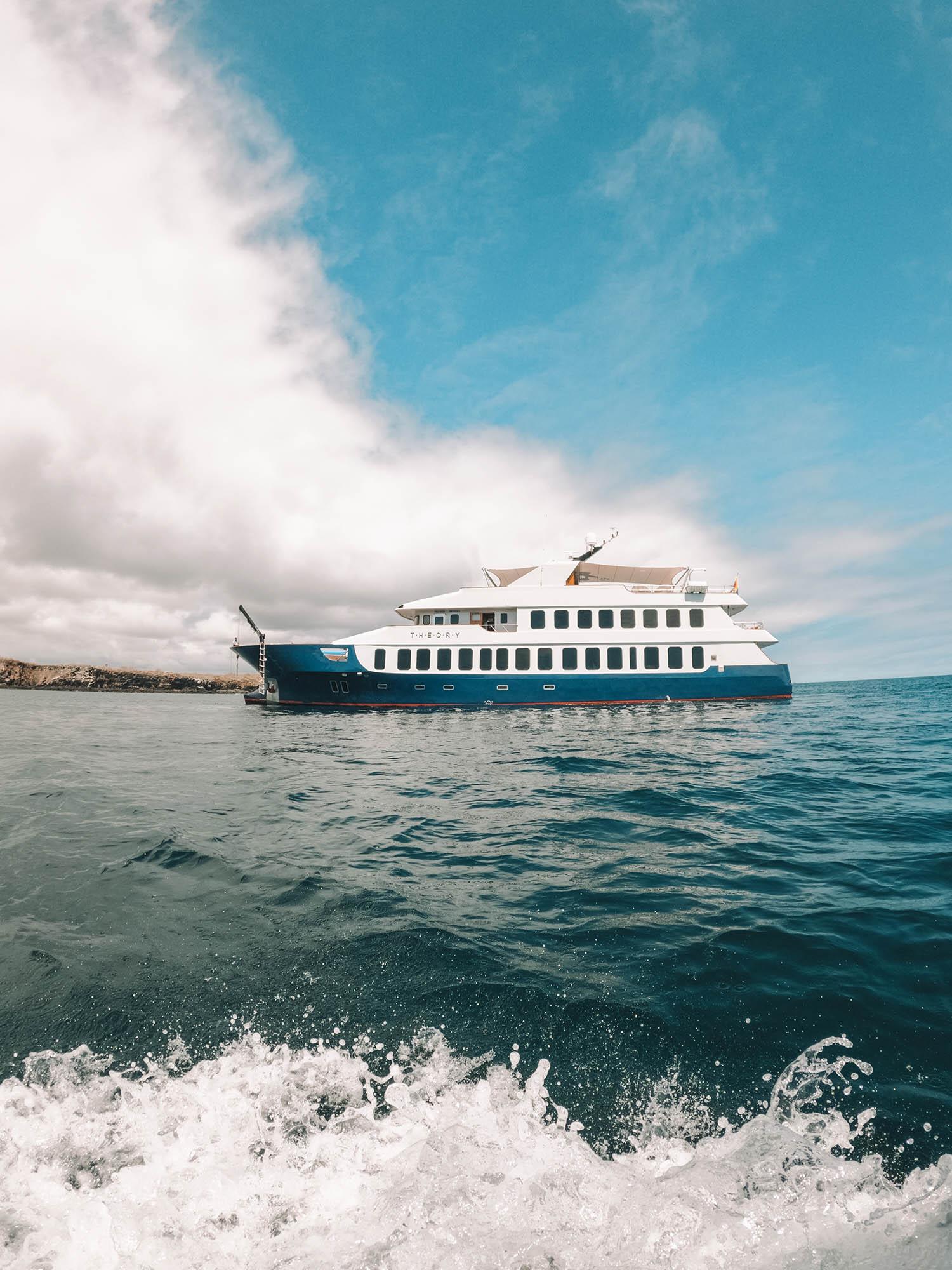 ecoventura yacht galapagos
