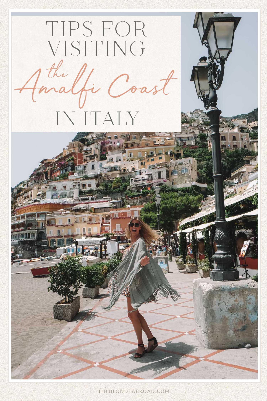 tips for visiting amalfi coast italy