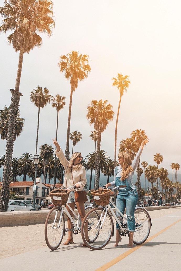 california biking