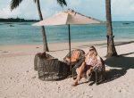 mauritius blonde travel