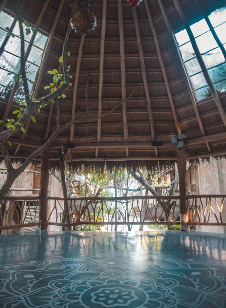 Yoga Studio at Alaya