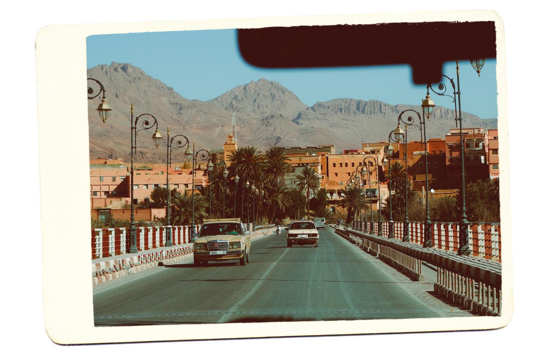 taxi morocco transportation
