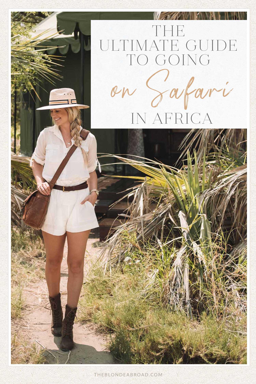 ult guide going on safari africa