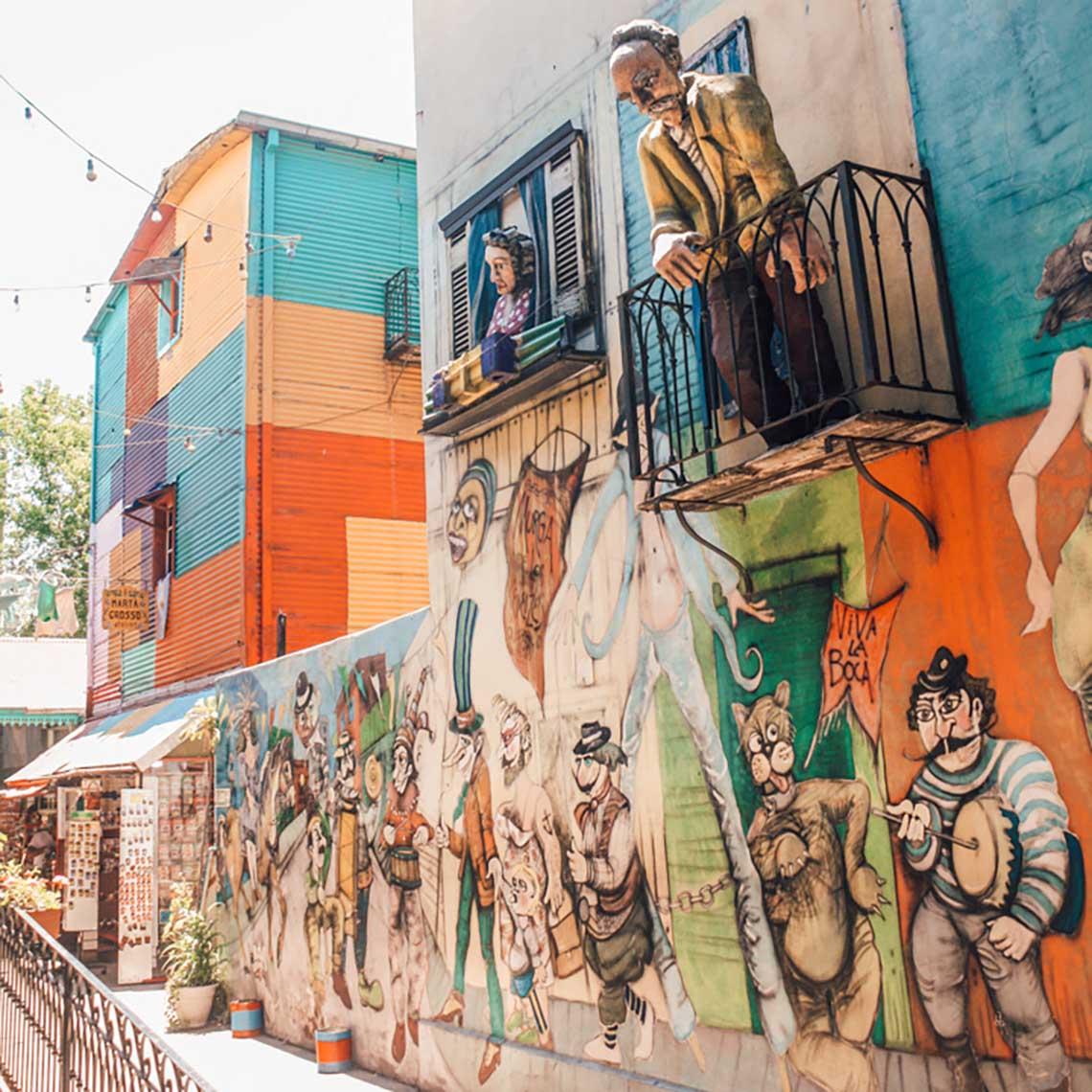 La Boca Neighbourhood 2