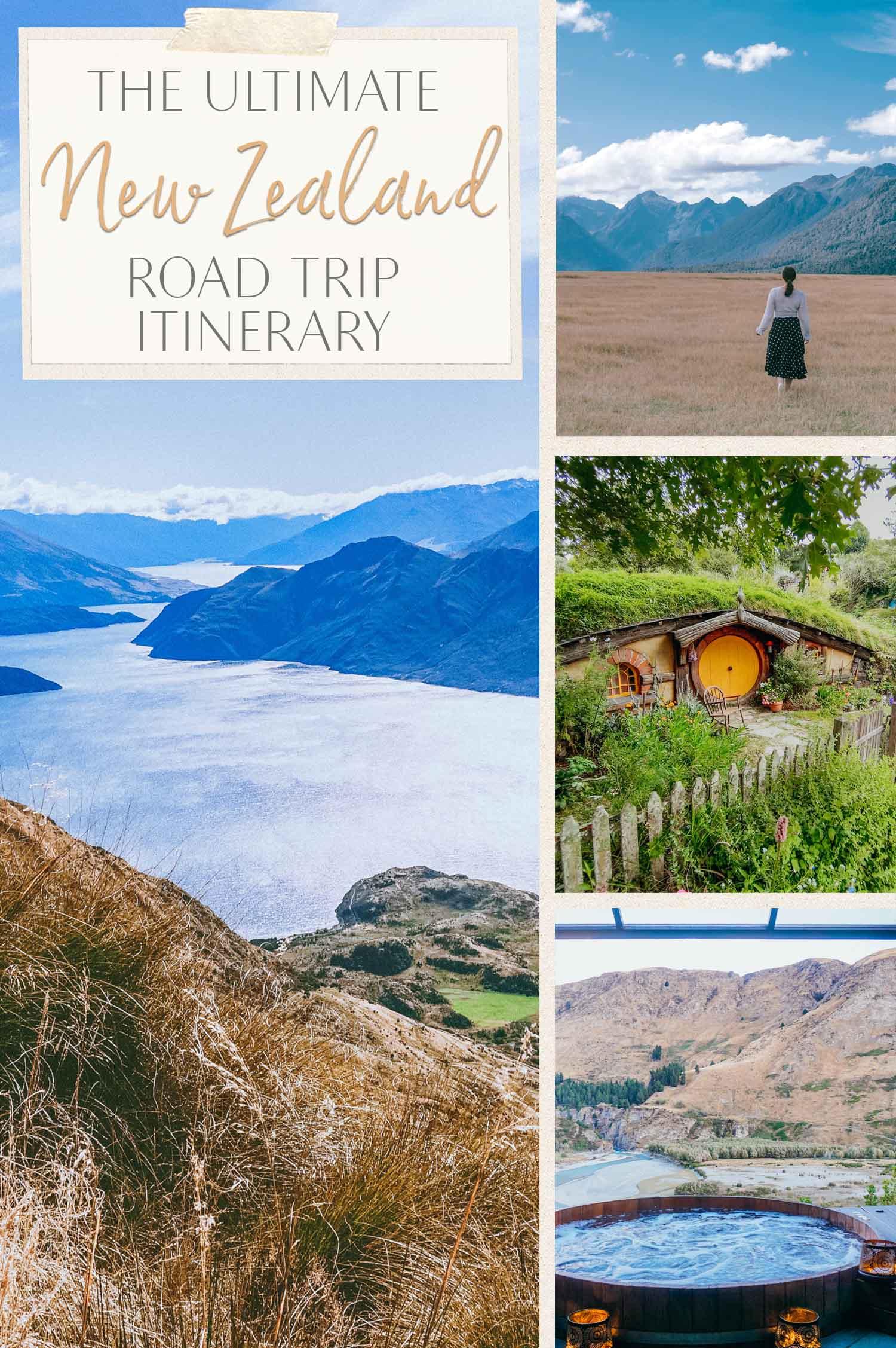 Itinerário Ultimate da Nova Zelândia