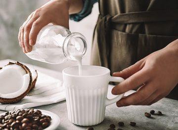 almond alternative nut milk