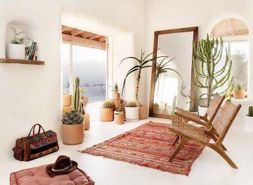 Airbnb Joshua Tree Earth Tones