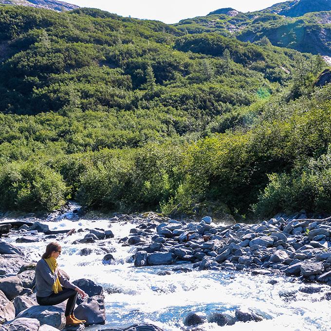 O melhor final de semana no itinerário de viagem no Alasca • The Blonde Abroad 15
