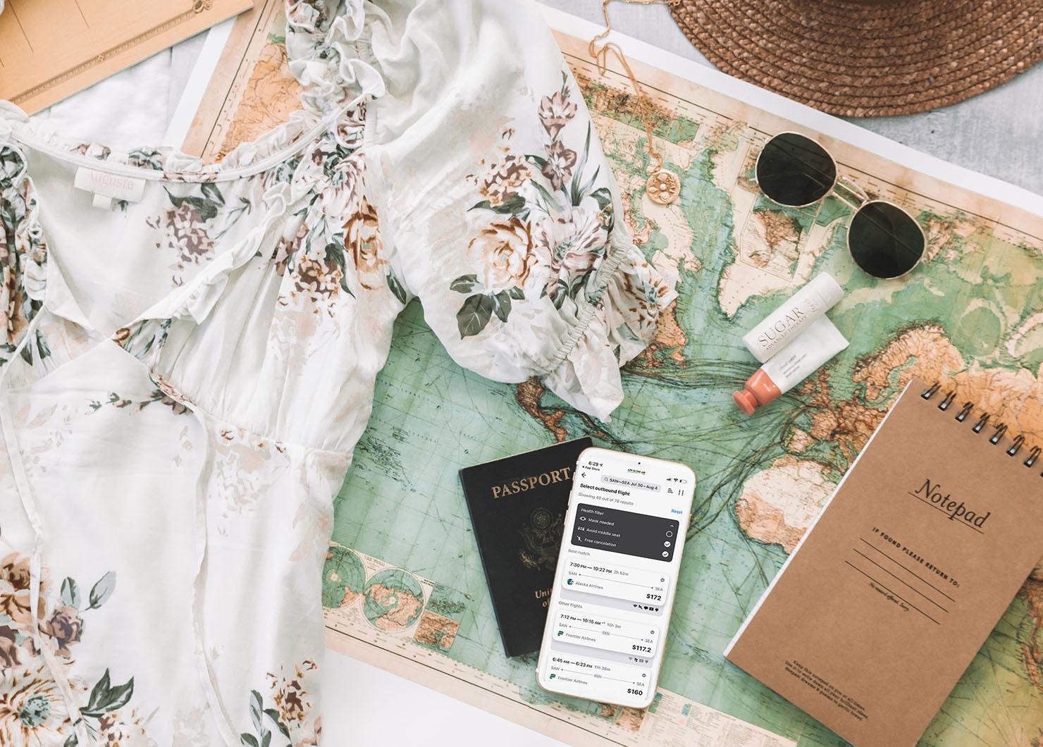 Como viajar com segurança durante o COVID-19 • The Blonde Abroad 7