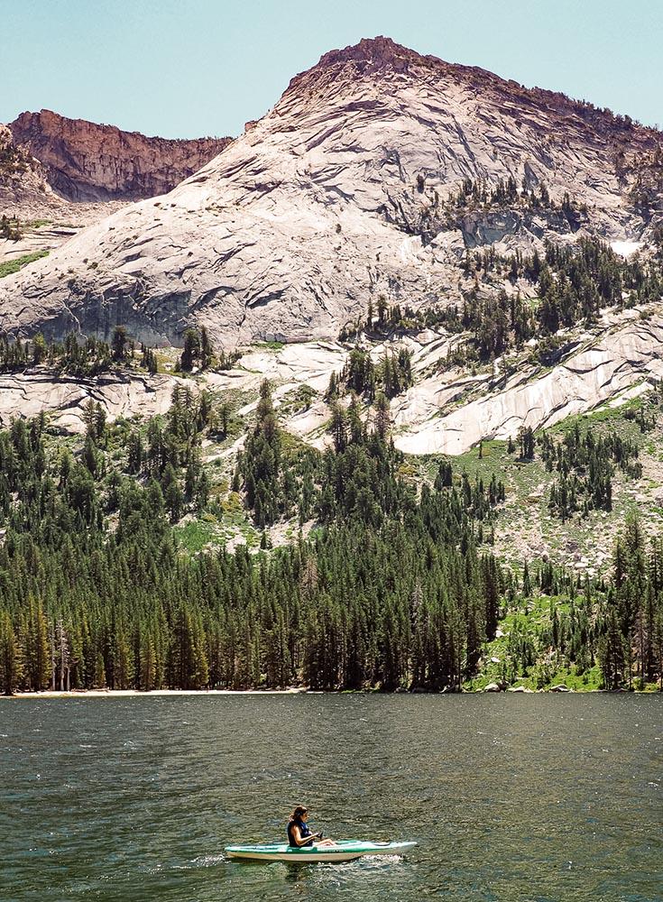 O melhor itinerário de duas semanas em viagem no Parque Nacional da Califórnia por duas semanas • The Blonde Abroad 18