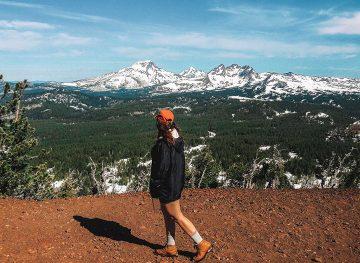 Hiking Oregon Adventure