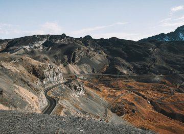 Bolivia Itinerary Death Road