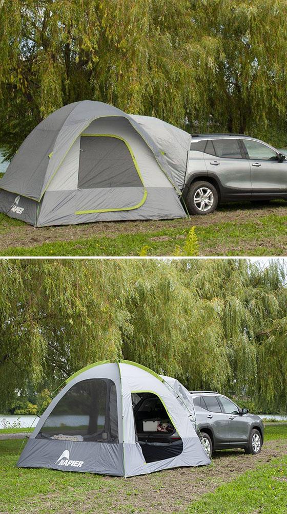 Blog Napier Tents