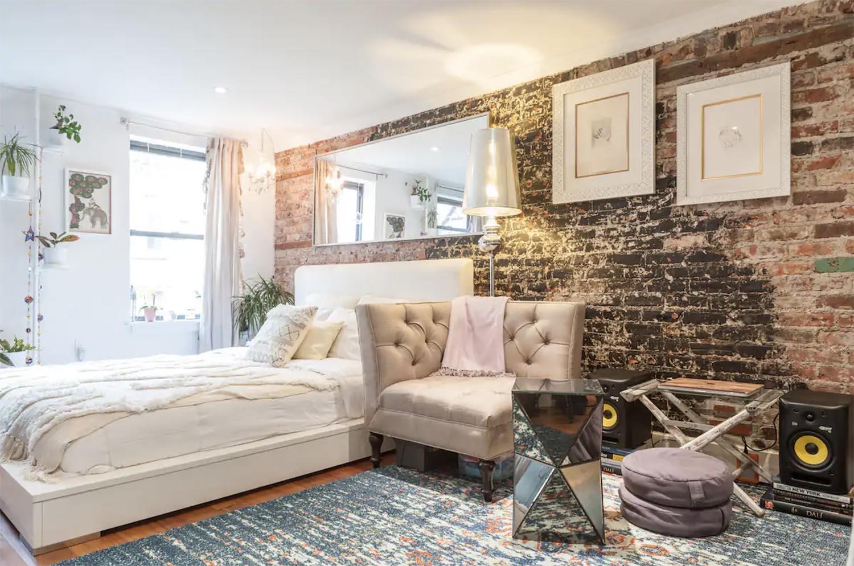 Charming East Village Studio New York City Airbnb