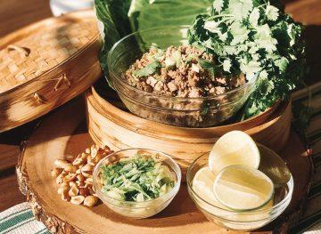 Thai Spicy Larb