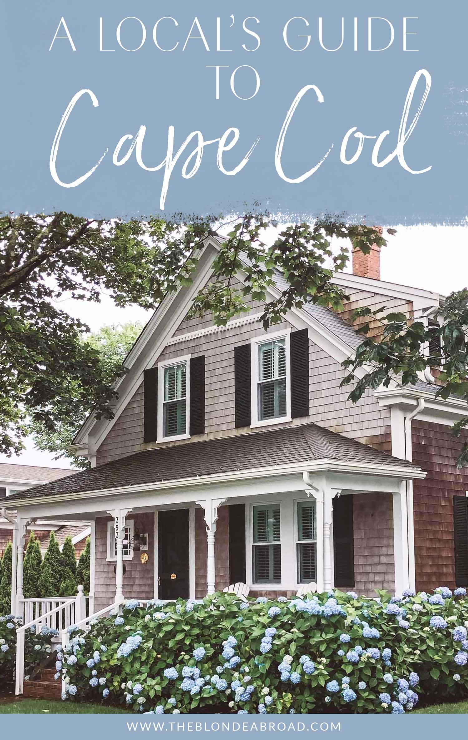 Local's Guide to Cape Cod