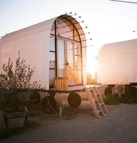 New Cuyama airbnb california