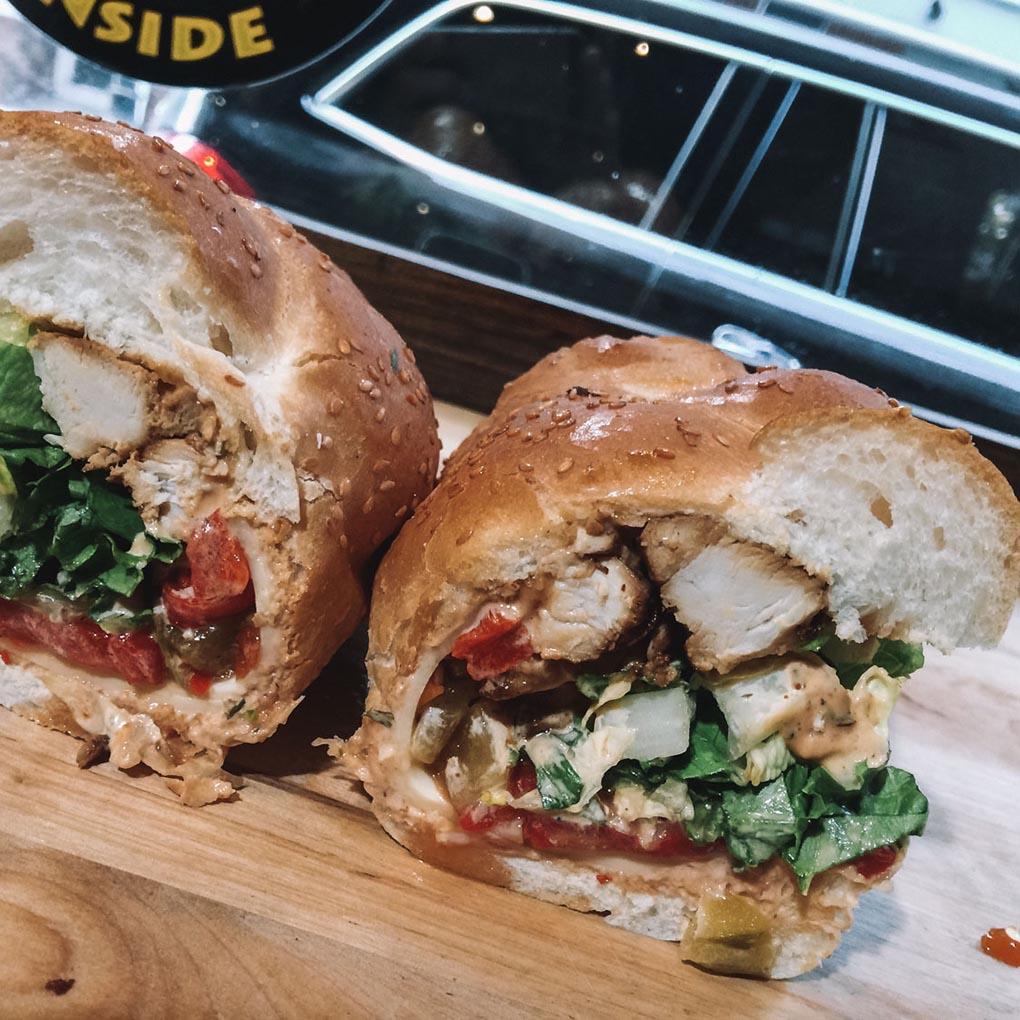 Pauli s Sandwich