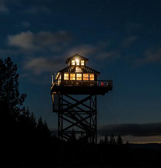 tiller oregon airbnb watertower