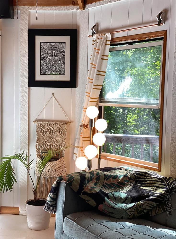 O mais legal Airbnbs das Catskills • The Blonde Abroad 29